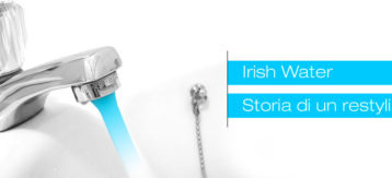 Irish Water: storia di un restyling