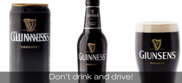 Guinness Enjoy Responsibly
