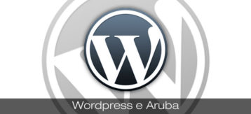 Wordpress e Aruba