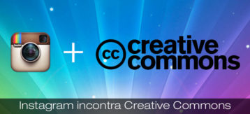 Instagram incontra Creative Commons